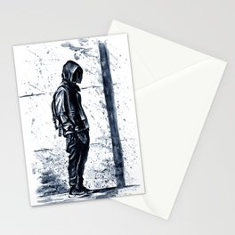 Cool boy Stationery Cards
