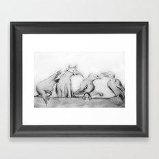 The Subterfuge Framed Art Print