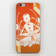 Opening the higher state of consciousness iPhone & iPod Skin