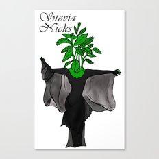 Stevia Nicks Canvas Print