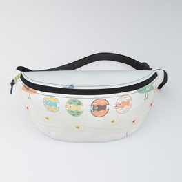 Cute birds Fanny Pack