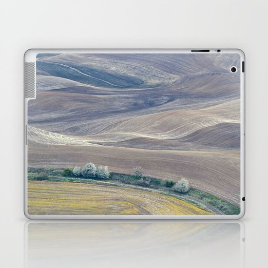 Palouse Abstract II Laptop & iPad Skin
