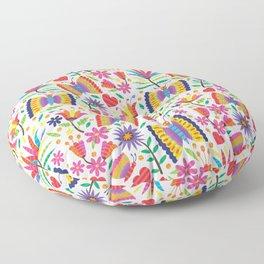 Otomi Butterflies Floor Pillow