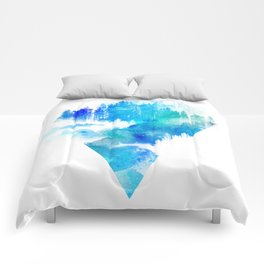 Escape from town Comforters