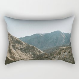 Colorful Sunrise Rectangular Pillow