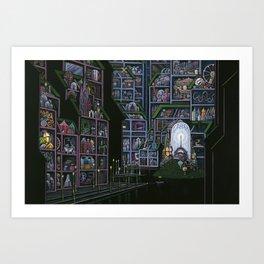 Age of Reason Art Print