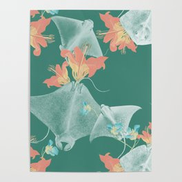 Lilies that sting Poster