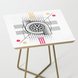 Turbo engine Side Table