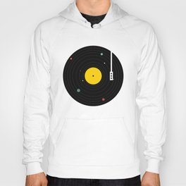 Music, Everywhere Hoody