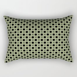 tic-tac-toe Rectangular Pillow