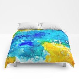 P R E S E N T Comforters