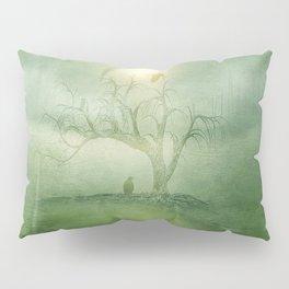 Greenery Sunrise Pillow Sham