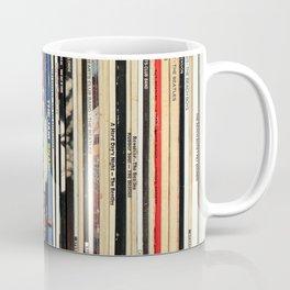 Classic Rock Vinyl Records Kaffeebecher