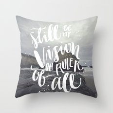 My Vision Throw Pillow