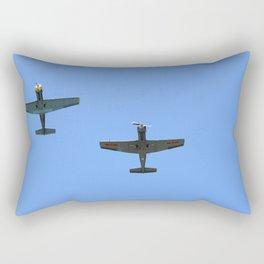Flyover Rectangular Pillow