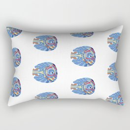Fish art 21.4 Rectangular Pillow