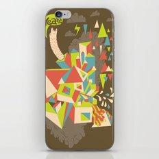 Yeah! iPhone & iPod Skin