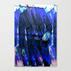 sharp Canvas Print