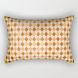 RETRO DIAMONDS Rectangular Pillow