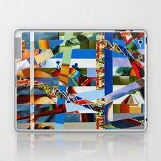 Michael (stripes 9) Laptop & iPad Skin