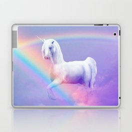 Unicorn and Rainbow Laptop & iPad Skin