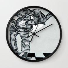 DANCE HALL Wall Clock