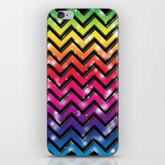 Rock Down To Electric Avenue. iPhone & iPod Skin