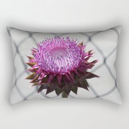 Bull Thistle Rectangular Pillow