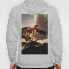 Volcanoes - Home of the Dragons Hoody