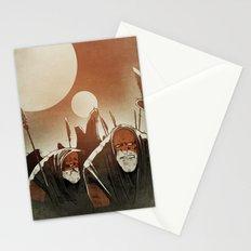 Fallen: II. Stationery Cards