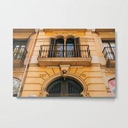 Eixample - Barcelona, Spain - #14 Metal Print