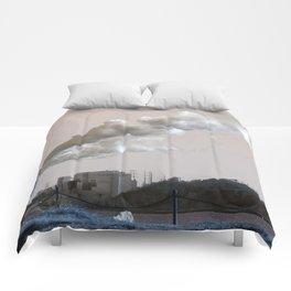 Destructive Survival Comforters
