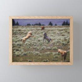 Something's Going On Framed Mini Art Print