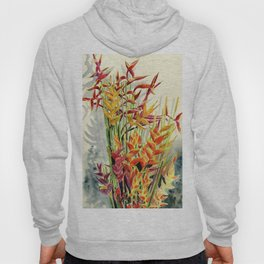 Heliconia Bouquet Hoody