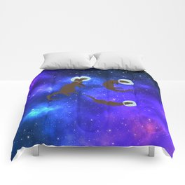Otter space Comforters