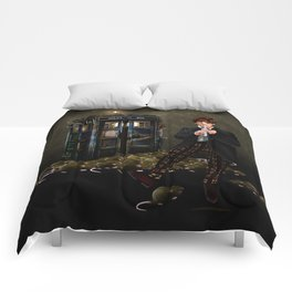 Doctor 2th and rats Comforters