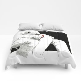 Nudegrafia - 004 fingering Comforters
