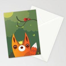Kingfox Stationery Cards