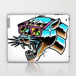 Chrome panther Laptop & iPad Skin