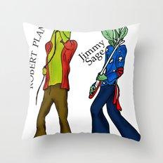 Led Zep Throw Pillow