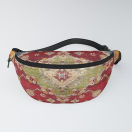 Çal Southwest Anatolian Rug Print Fanny Pack