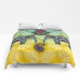 elefantes Comforters
