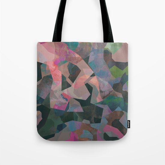 Camouflage XXIV Tote Bag
