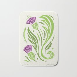 Thistle - Color Bath Mat