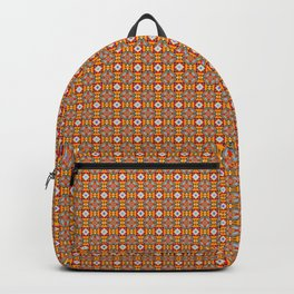 Grandiloquent Gameboard Pattern Backpack