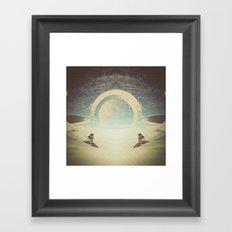 Destinations  Framed Art Print