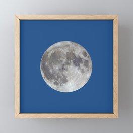 Moon Framed Mini Art Print