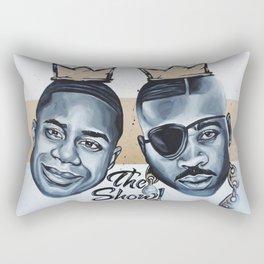 Kings of New York Rectangular Pillow