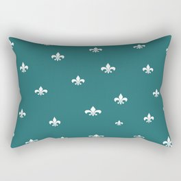 trefles Rectangular Pillow