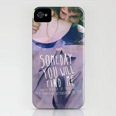 Champagne Supernova iPhone (4, 4s) Slim Case
